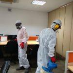 Jasa Desinfektan Virus