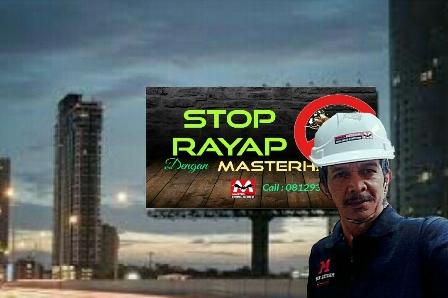 Anti Rayap di Sumarecon Bekasi
