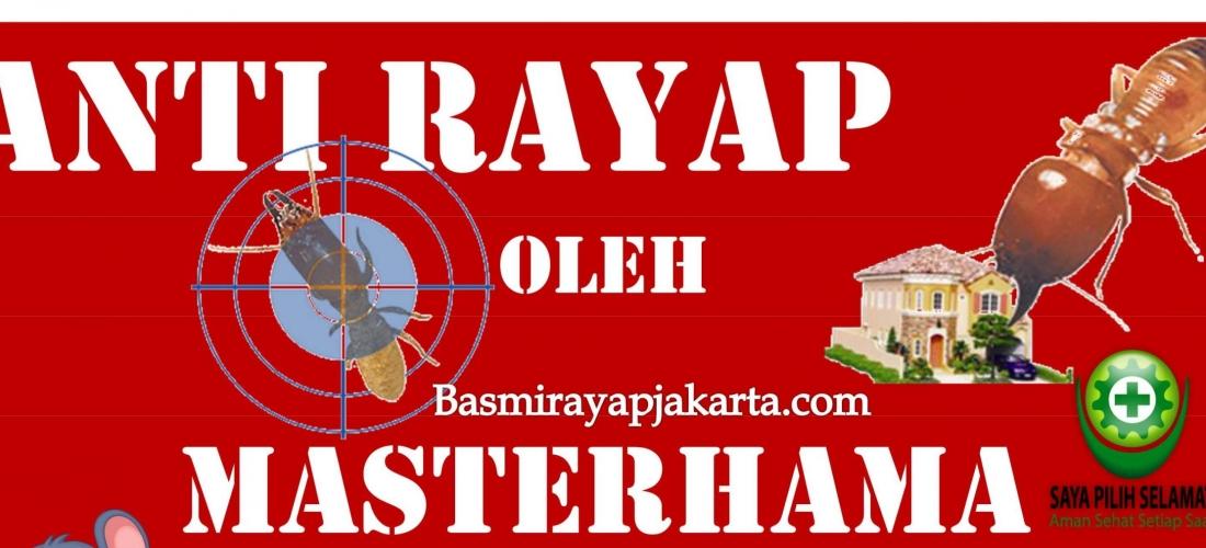 Anti Rayap di Cipete Jakarta Selatan