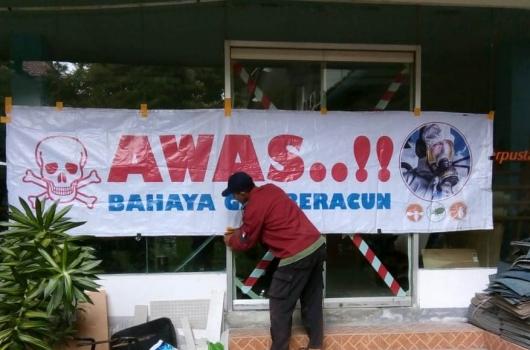 Jasa Anti Rayap di Bojong Sari Depok