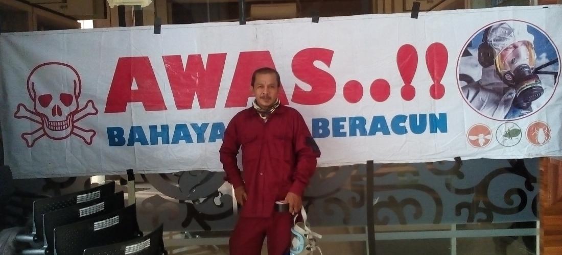 Jasa Anti Rayap di Tambakharjo Semarang