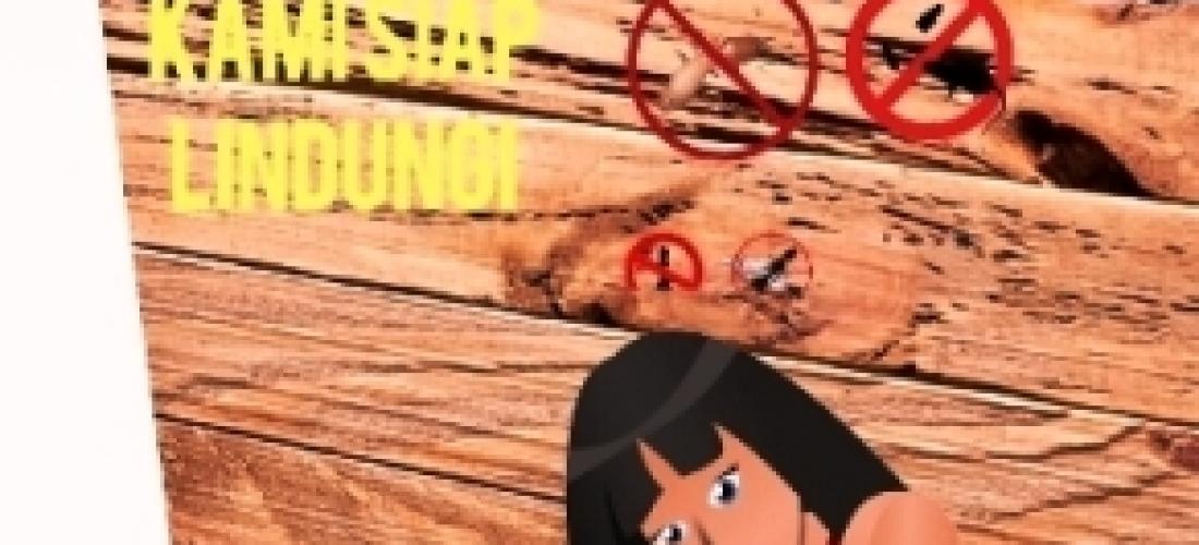 Jasa Pembasmi Kecoa di Sawangan Depok
