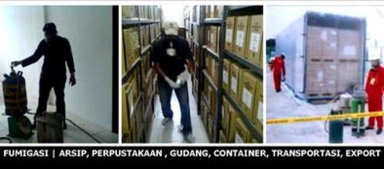Jasa Fumigasi Anti Rayap di Jakarta
