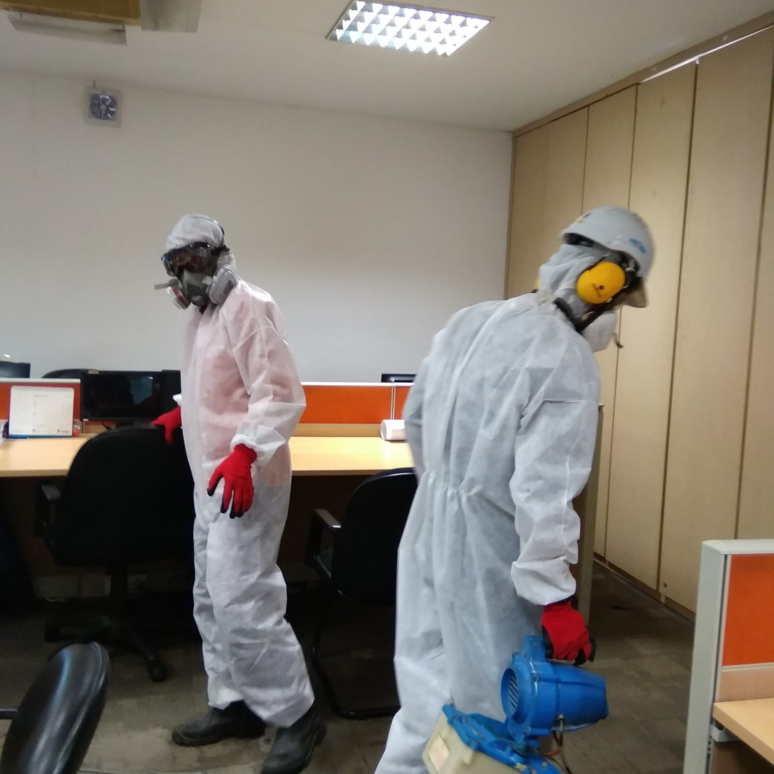 Jasa Disinfektan Pencegahan virus dan bakteri di Jakarta