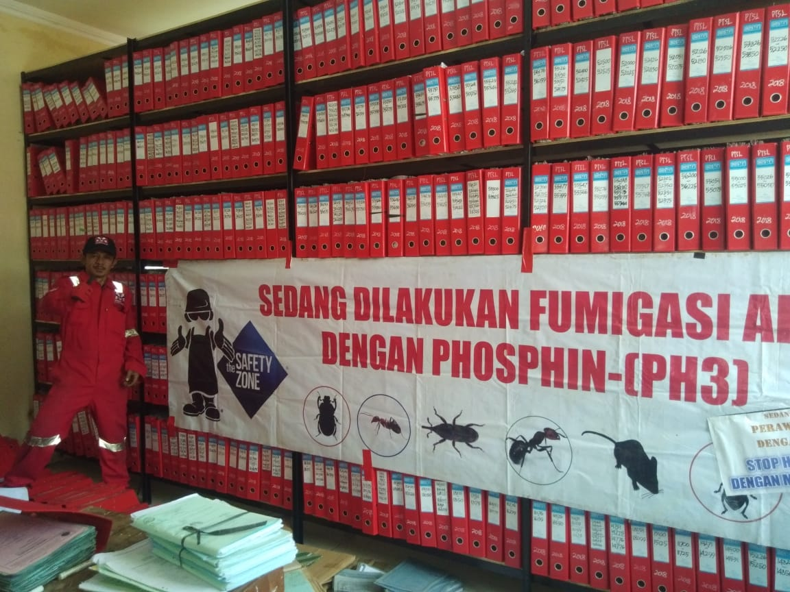 Jasa Anti Rayap Margonda Depok